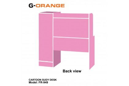 342 FR949 Cartoon Study Desk