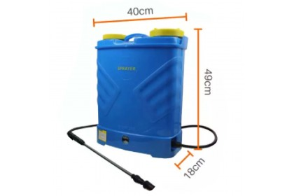 08 HX-16M Battery Mannual 2 IN 1 Sprayer (West Malaysia Only)