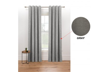 Ready Made Curtain Blackout EYELET